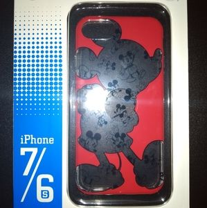 ✨NEW iPhone 6/6s/7 Mickey Mouse Case
